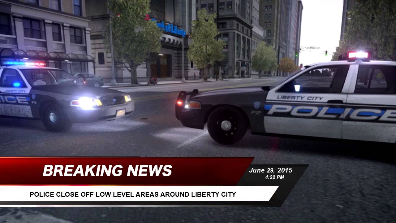 Pics photos grand theft auto iv the law breaking spree continues - Gta Iv The Great Flood