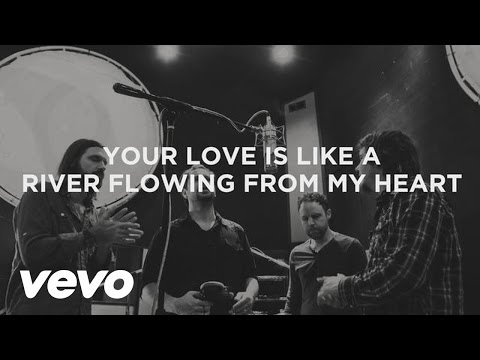Third Day - Your Love Is Like A River (Official Lyric Video)