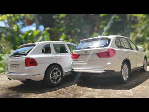 Обновы! Bmw X5 And Porshe Cayenne Turbo!
