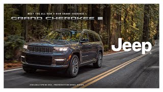 Jeep® | 2021 Grand Cherokee L | Reveal
