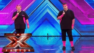 One Heart sing S Club 7's Reach For The Stars | The Xtra Factor UK | The X Factor UK 2014
