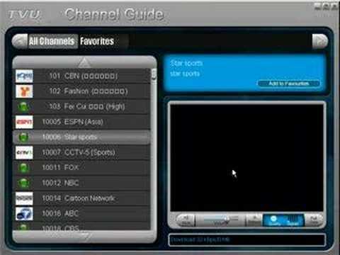 tvuplayer 2012