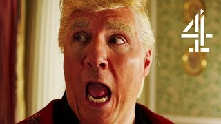 Donald Trump Has Trouble In The Bedroom | The Windsors | Series Finale Tonight At 10pm