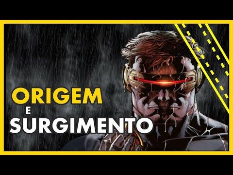 ORIGEM E SURGIMENTO  #CICLOPE