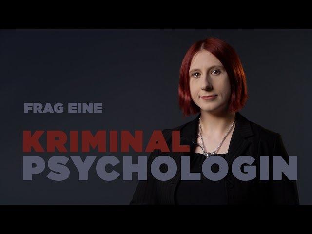 FRAG EINE KRIMINALPSYCHOLOGIN | Lydia Benecke über die Gedankenwelt von Mördern & Vergewaltigern