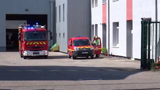 [POMPIERS] FSR+VCG Montigny-lès-Metz SDIS 57 / Firefighters responding