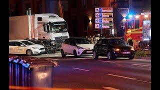 SEK-EINSATZ: Polizei durchsucht Wohnung des Unfallfahrers von Limburg