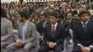 Graduation of Sheikh Zayed Bin HAmdan Bin Zayed Al Nahyan form Sandhust Academy   10 April 2009   6 35 MB