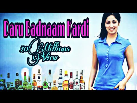 daru badnam kardi full hd video song 1080p download