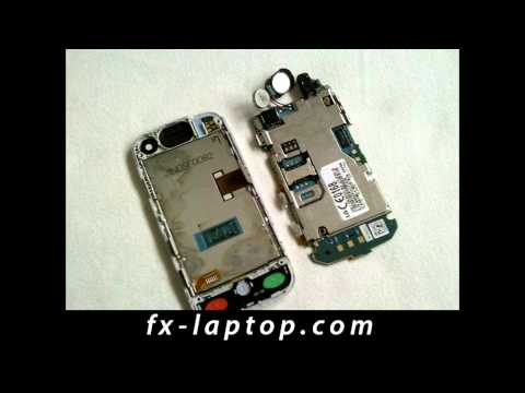 Disassembly LG GS290 Cookie Fresh - Battery Glass Screen Replacement