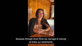 Francesca Chillemi, AmiCorti Film Festival 2020