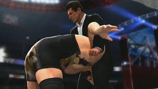TRIPLE H FIRED? (Part 1) - WWE 2K14 Story
