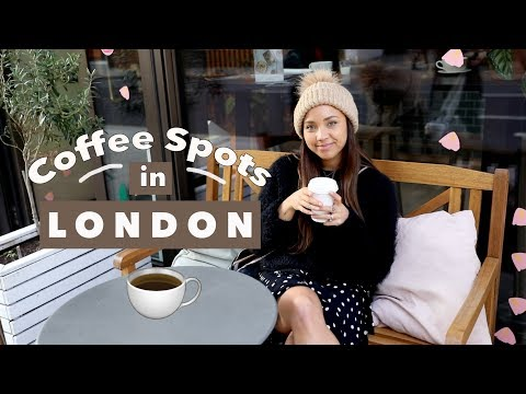 My Favourite Coffee Spots In London ☕ | The London Guide