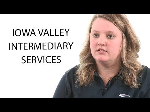 Iowa Valley Intermediary Services:  Central Rivers AEA Community Partners