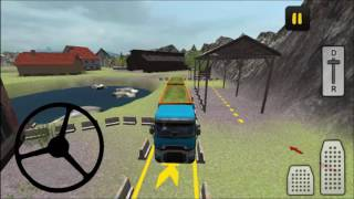 Farm Truck 3D: Silage Extreme iOS / Android Gameplay screenshot 2