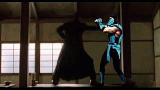 Mortal Kombat - Приколы (fun video)