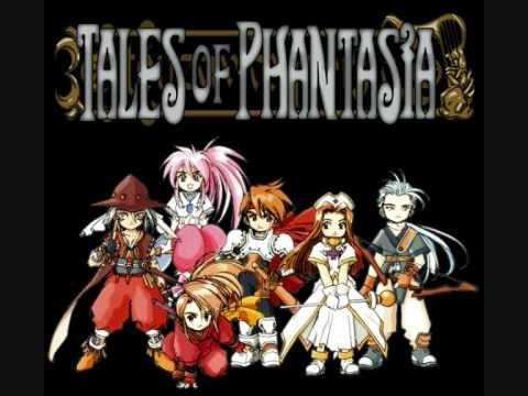 Tales Of Phantasia - Fighting Of The Spirit SNES Version