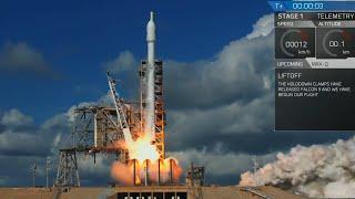 Space X lanza el avión espacial X-37B de EEUU