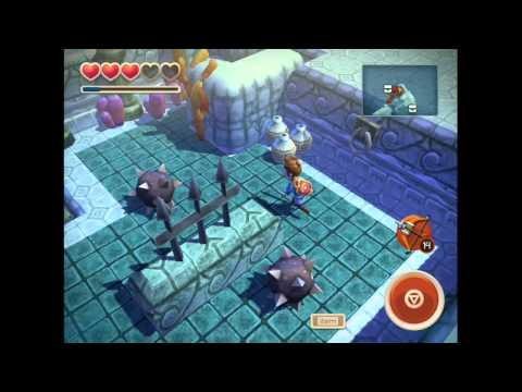 Oceanhorn for iOS Full Walkthrough part 6
