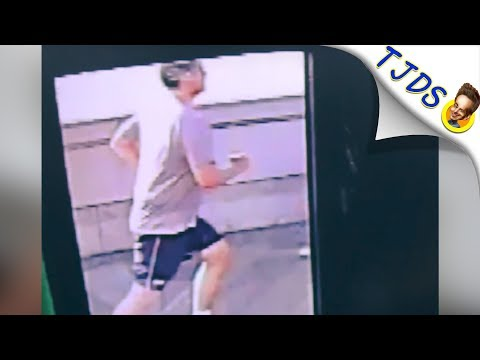 Deranged Jogger Pushes Woman Into Oncoming Bus