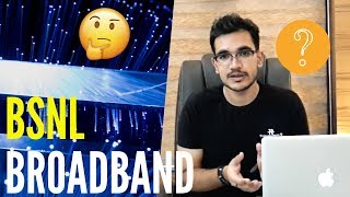 BSNL Broadband Plans  🤯 Should You Get Them? SURPRISING Answer