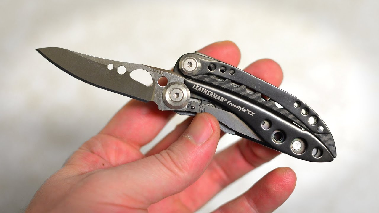 schrade multi tool how to close