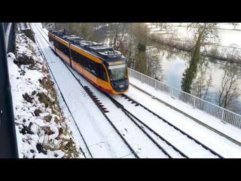 ET 2010 im Schnee