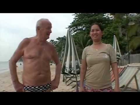 Senioren als Sextouristen - Sextourismus