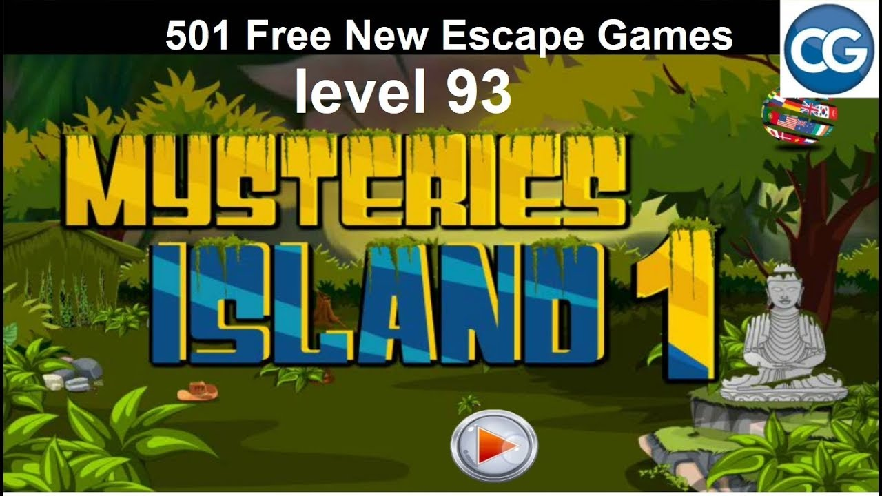 Walkthrough 501 Free New Escape Games Level 93
