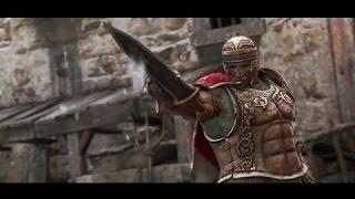 Трейлер воина Центуриона из 2 сезона игры For Honor!