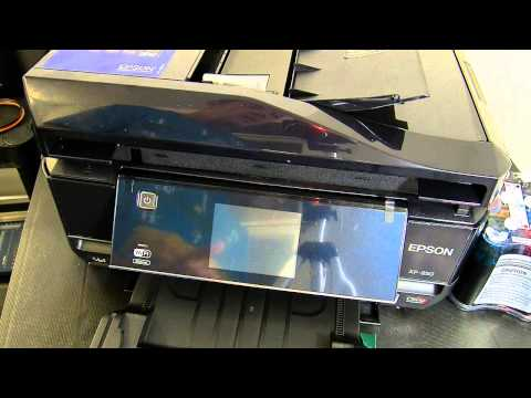 how to refill epson cartridges doovi. Black Bedroom Furniture Sets. Home Design Ideas