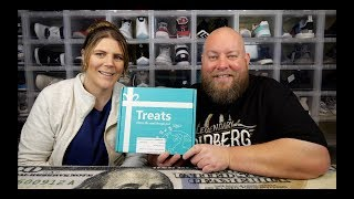 TRY TREATS Subscription Box Taste Test Featuring The Franchise Family