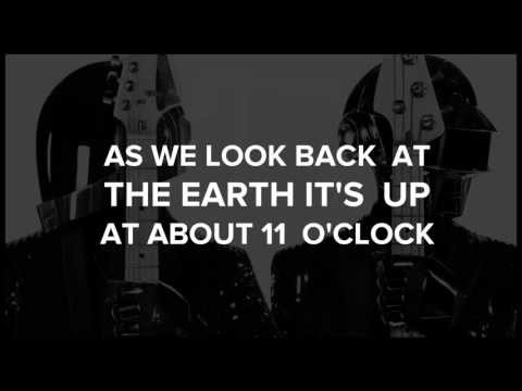 Daft Punk - Contact [Video Lyrics]