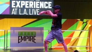 Dream vs Vibez   BET Experience 2016   World of Dance