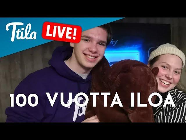 Ttila LIVE: Ilo (29.1.2019)