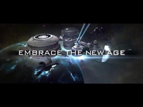 EVE Online: Civilization Cinematic Fan-Trailer