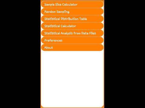 best statistics calculator app