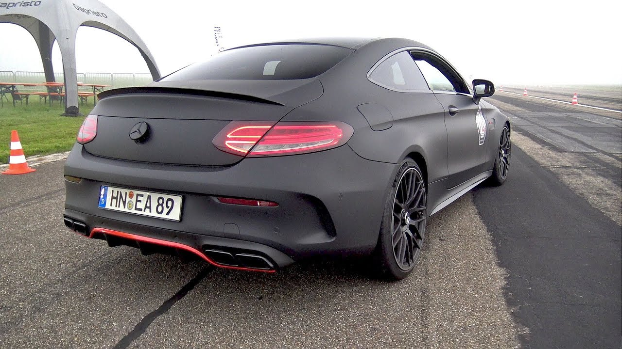600hp mercedes amg c63 s coupe w straight pipes youtube. Black Bedroom Furniture Sets. Home Design Ideas