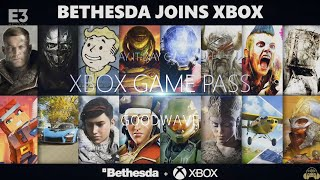 [E32021] 엑스박스 x 베데스다, 믿길 잘 했다.…