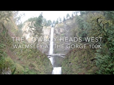 The Cowboy Heads West - Jim Walmsley at the 2017 Gorge Waterfalls 100k