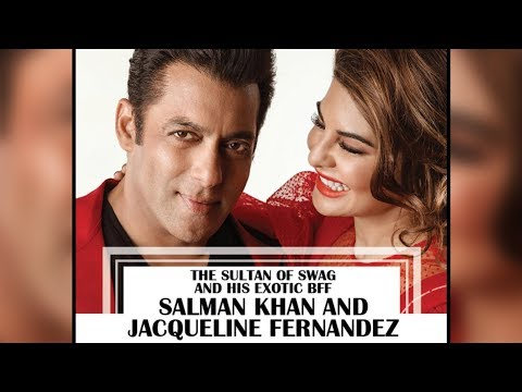 Jacqueline Shares Funny Moment With Salman From Hello Magazine
