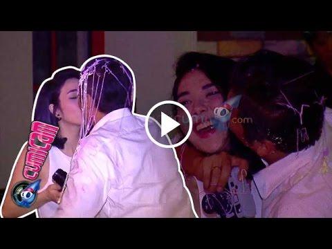 Ciuman Hot Gading dan Gisel - Cumicam 11 Mei 2016