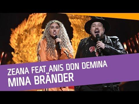 Zeana feat. Anis Don Demina – Mina bränder