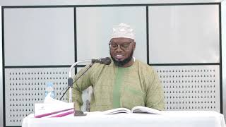Lesson 9 | Seerah through the Tafseer of the Quran | Sh. Abu Hanifah (Ismail Rufai)