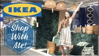 Everything New at IKEA!  IKEA Shop With Me 2020! Room Displays + Everything Else! Ready To Get Lost?