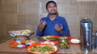 Best Kathiyawadi Food in Vadodara, Gujarat By Street Food & Travel TV India