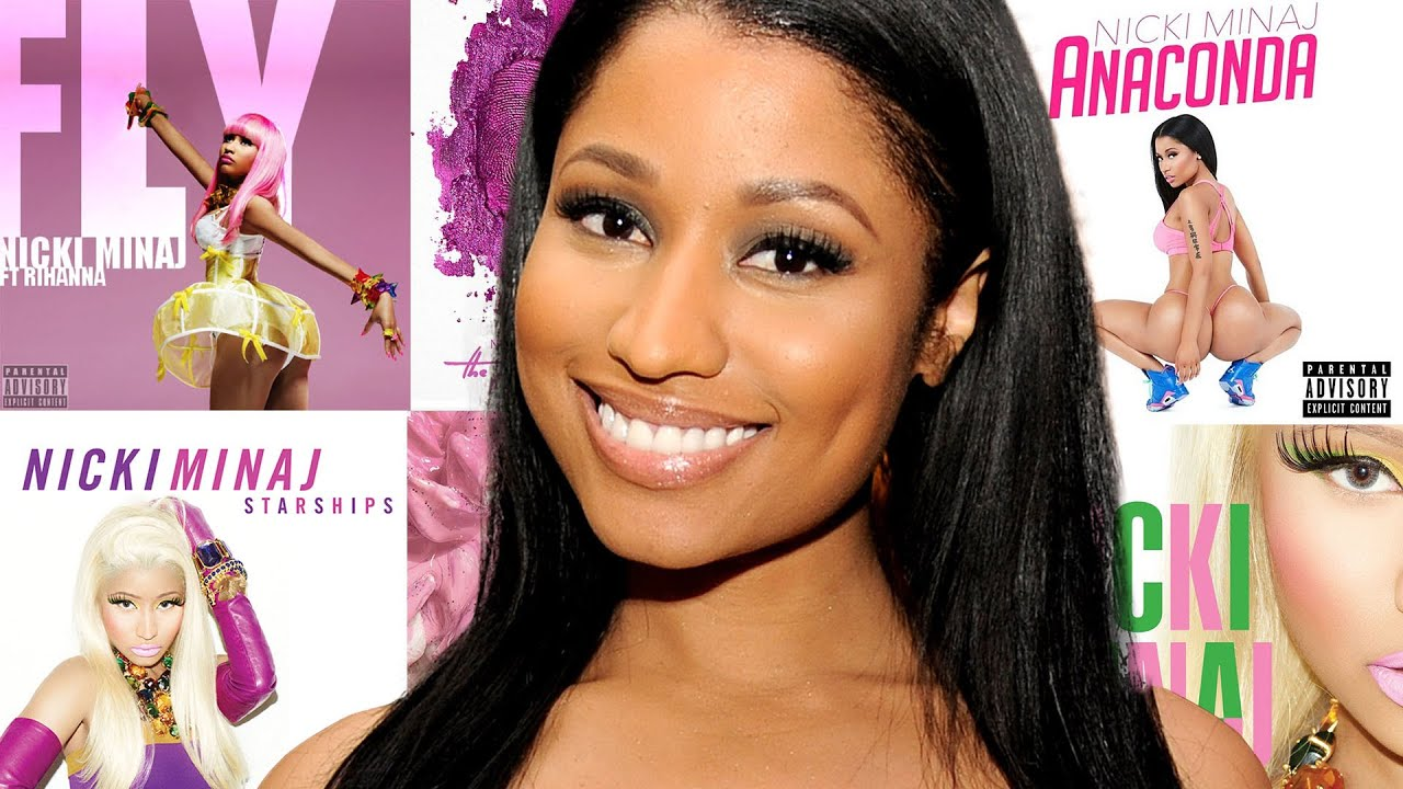7 Nicki Minaj Songs Ranked - YouTube
