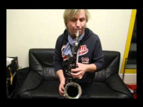 Review on Antigua Winds Power Bell Saxophone AS4240BN with Dorfrocker Nox Hirt