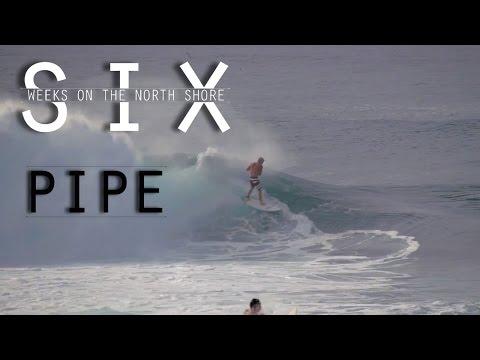 Surf Pipeline   Six week on the North Shore Oahu   John John Florence