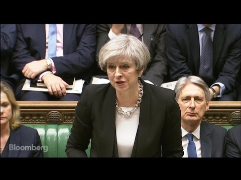 U.K. Prime Minister Theresa May Says 'We Are Not Afraid' After Terror Attack
